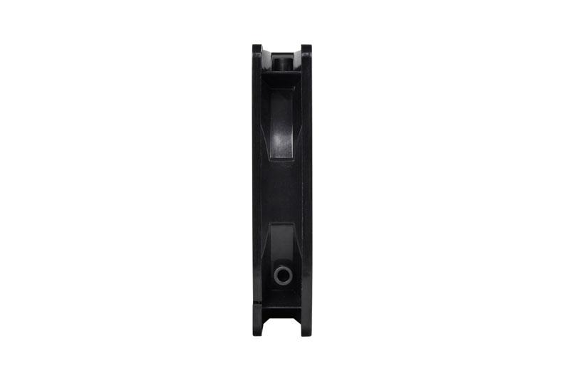 Thermaltake 低ノイズ、長寿命設計の冷却ファン 12cm Pure 12 (CL-F011-PL12BL-A)