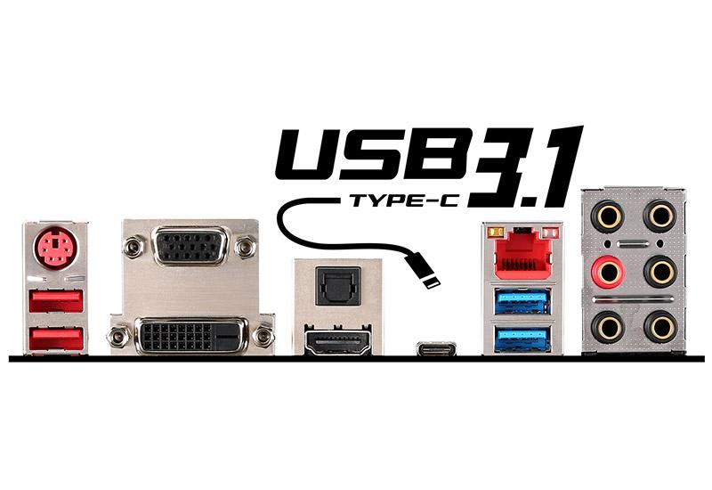 MSI USB 3.1 Type-Cポートを備えたゲーミングマザーボード Z97A GAMING 6 (Z97A GAMING 6)