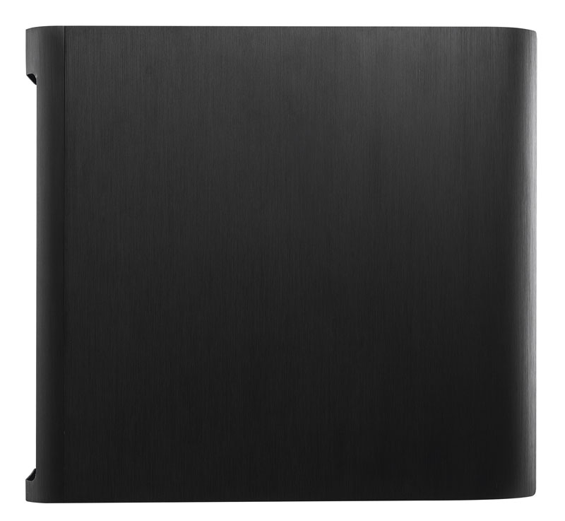 BitFenix Pandora Black フロントロゴが変更できるmicroATX対応のスリム型PCケース (BFC-PAN-300-KKXL1-RP)