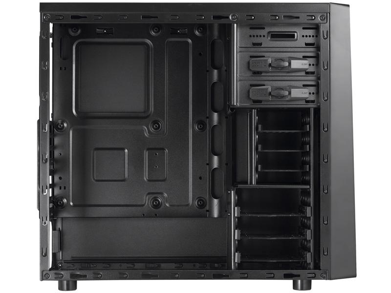 BitFenix ミドルタワー型PCケース Neos Black/Blue (BFC-NEO-100-KKXSB-RP)