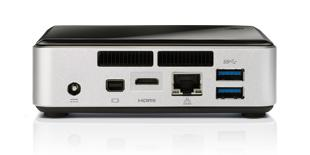 Intel D34010WYK Core i3 4010U 省スペースベアボーン (BOXD34010WYK)
