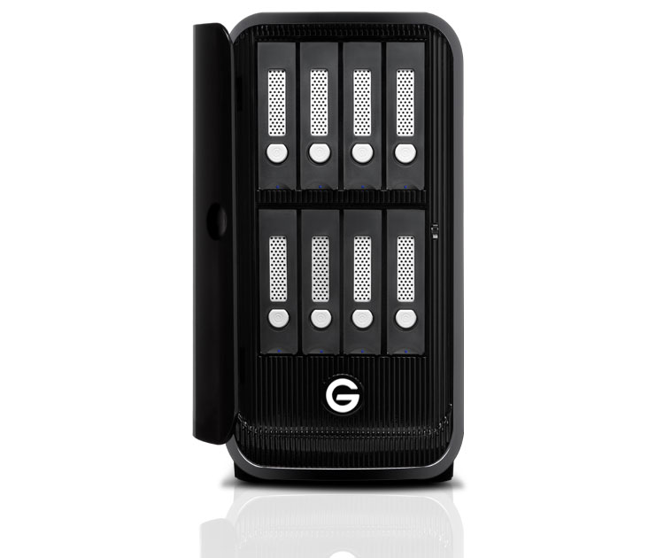 G-Technology G-SPEED Studio XL Thunderbolt 2 48TB (0G03525)