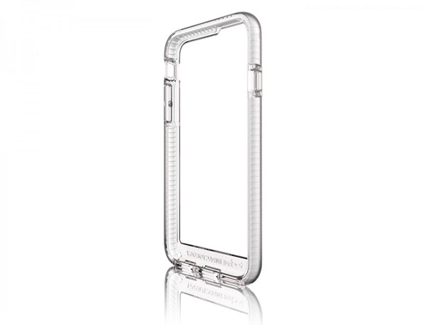 Tech21 Evo Band for iPhone 6/6sケース クリア/ホワイト (T21-5001)