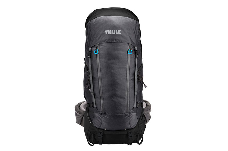Thule Guidepost 75リットル 男性用バックパッキング・パック リュックサック - ブラック/ダークシャドウ (206200)