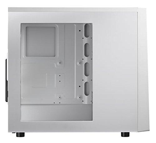 BitFenix Neos Window White/Purple ウィンドウパネル ミドルタワー型PCケース (BFC-NEO-100-WWWKP-RP)