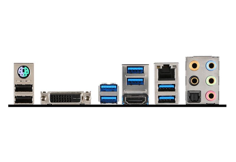 MSI インテルZ170 Expressチップセット搭載モノトーンデザインATXマザーボード (Z170A KRAITGAMING)
