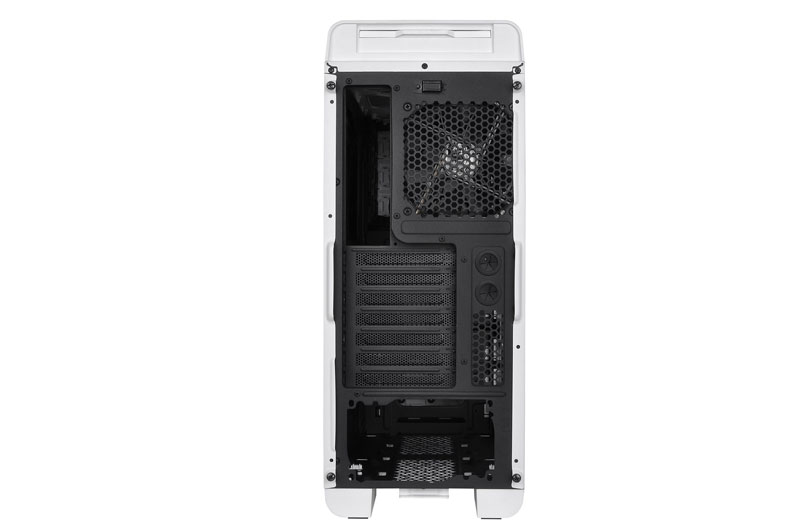 Thermaltake Urban S31 Silentシリーズ ミドルタワー型PCケース Snow Edition (VP700M6N2N)