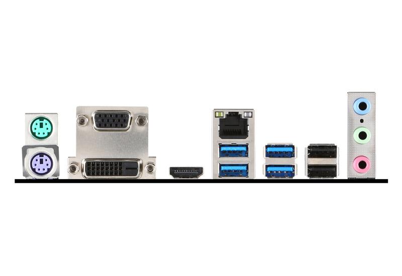 MSI インテル B150 Expressチップセット搭載ATXマザーボード (B150 PC MATE)