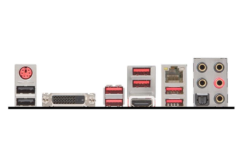 MSI Intel H170 Expressチップセット搭載ATXマザーボード (H170A GAMING PRO)