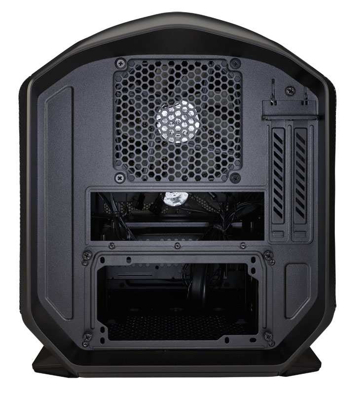 Corsair Graphite 380T ブラック Mini-ITX対応ポータブルPCケース (CC-9011061-WW)