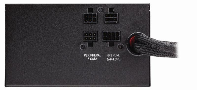 Corsair CX550M 550W 140mmコンパクトデザイン電源ユニット (CP-9020102-JP)