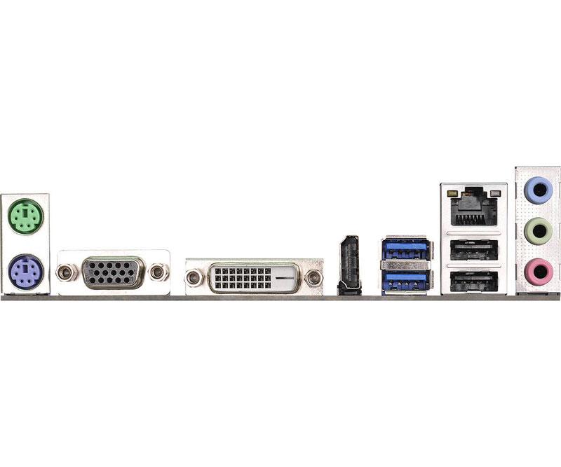 ASRock J3160M Intel Celeron J3160搭載MicroATXマザーボード J3160M