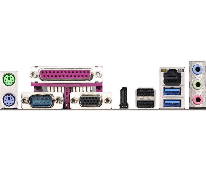 ASRock J3160B-ITX Intel Celeron J3160搭載Mini-ITXマザーボード J3160B-ITX