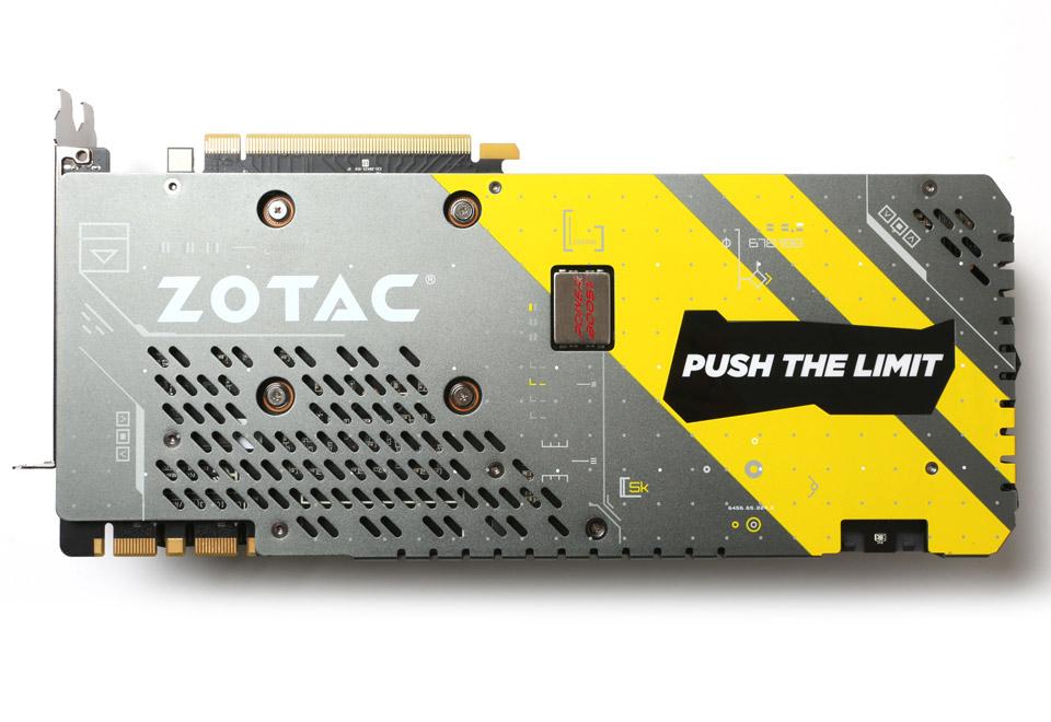 ZOTAC GeForce GTX 1070 AMP Extreme オーバークロック|ZTGTX1070-8GD5AMPEX01/ZT-P10700B-10P