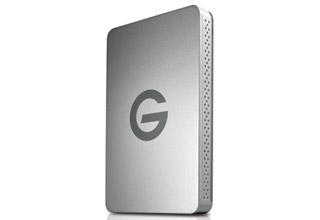 HGST-G G-DRIVE eV 1TB USB3.0 Evolutionシリーズ対応|0G02725