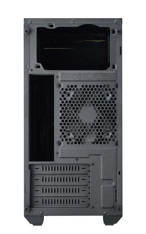 CoolerMaster MasterBox Lite 3 ミニタワー型PCケース MCW-L3S2-KN5N