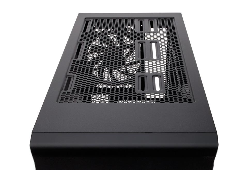 Corsair Carbide 270R ソリッドパネル採用ミドルタワー型PCケース|CC-9011106-WW