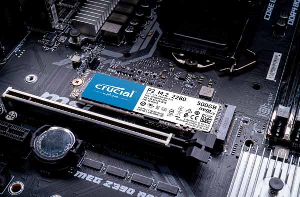 【アウトレット特価・新品】Crucial P2 SSD 容量1TB M.2 2280 3D NAND|CT1000P2SSD8JP