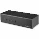 StarTech 4ポート デュアルモニタ DVIデュアルリンク KVMスイッチ 2ポートUSB3.0ハブ搭載 2560x1600/60Hz オーディオ対応|SV431DL2DU3A