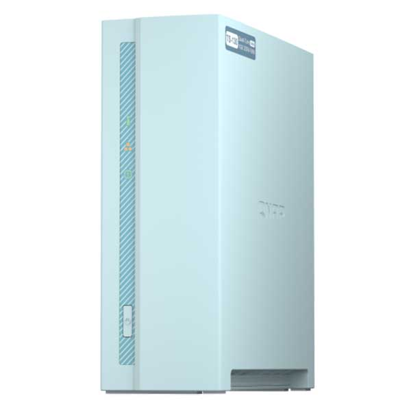 QNAP TS-130 ホームNAS 1ベイ/ Realtek RTD1295 1.4GHz/1GBメモリ/1×1G LAN