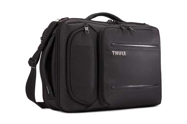 "Thule Crossover 2 Convertible Laptop Bag 15.6"" Black 15.6インチノートパソコン用 2ウェイバッグ ブラック C2CB-116 BLK/3203841"