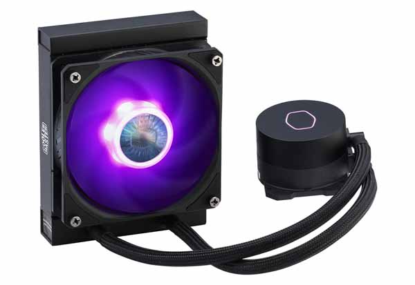 Cooler Master MasterLiquid ML120L V2 RGB 水冷一体型CPUクーラー|MLW-D12M-A18PC-R2