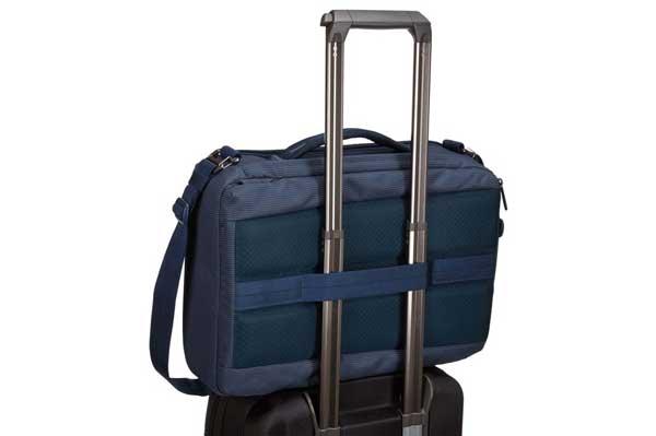"Thule Crossover 2 Convertible Laptop Bag 15.6"" Dress Blue 15.6インチノートパソコン用 2ウェイバッグ ネイビー|C2CB-116 DB/3203845"