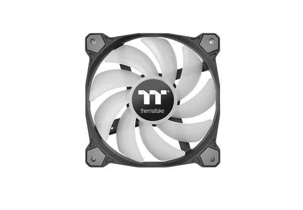 Thermaltake Pure 12 ARGB Sync -3Pack- 120mmファン 3個セット|CL-F079-PL12SW-A