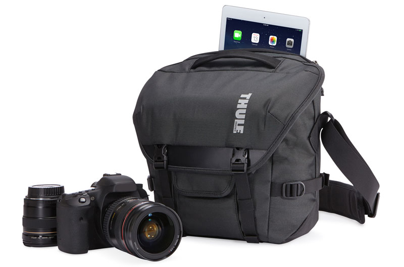 Thule Covert DSLR Satchel TCDS-101 デジタル一眼レフが収納できる小型カメラ用バッグ (TCDS101)