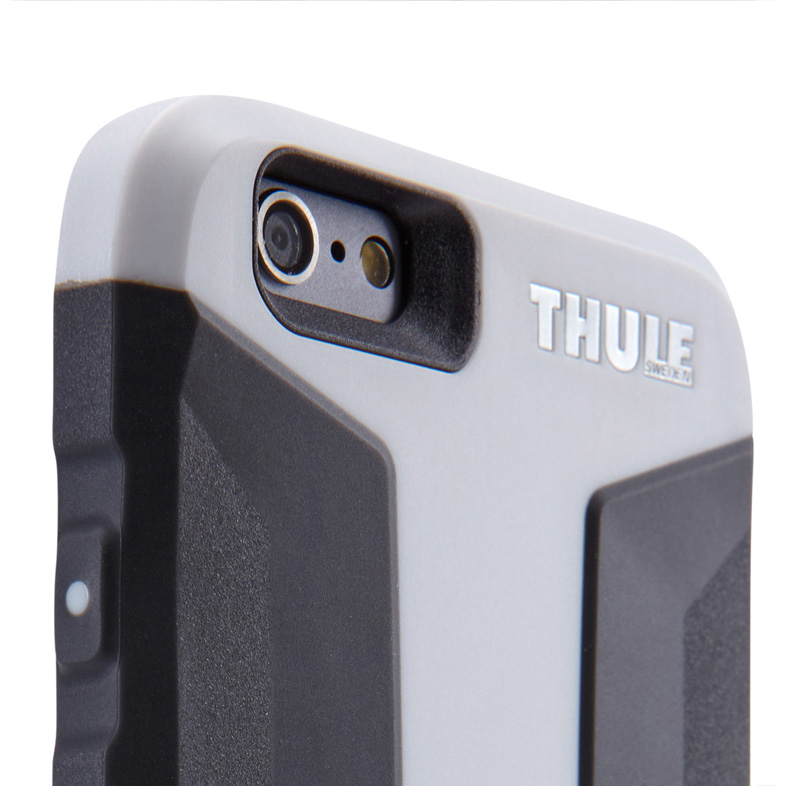 Thule Atmos X3 iPhone6/6s 強い衝撃から保護するウルトラスリムケース ホワイト/グレー White/Dark Shadow (TAIE-3124WT/DS)
