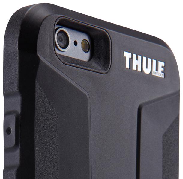 Thule Atmos X3 iPhone6 Plus/6s Plus 強い衝撃から保護するウルトラスリムケース ブラック (TAIE-3125BLK)