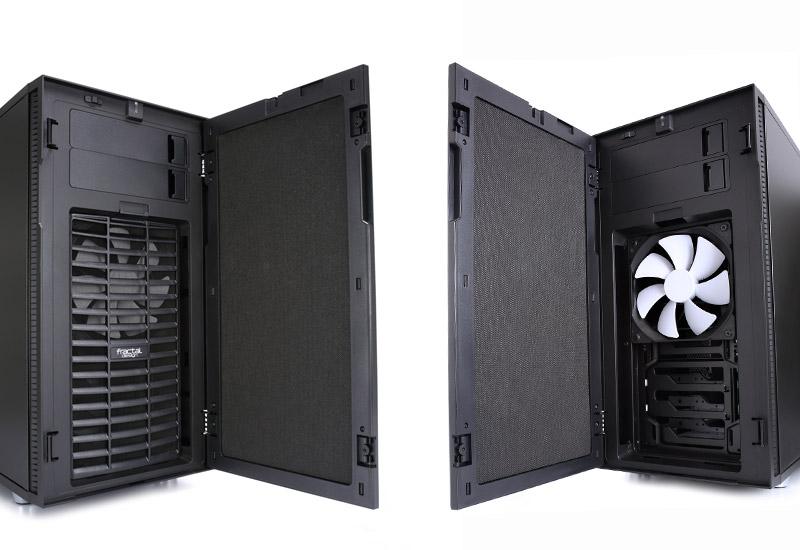 Fractal Design Define R5 Black Pearl (FD-CA-DEF-R5-BK)