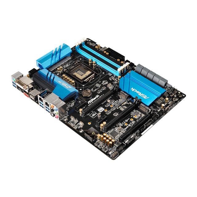 ASRock  インテルZ97 Expressチップセット搭載USB3.1ボード付属したATXマザーボード  (Z97 Extreme6/3.1)