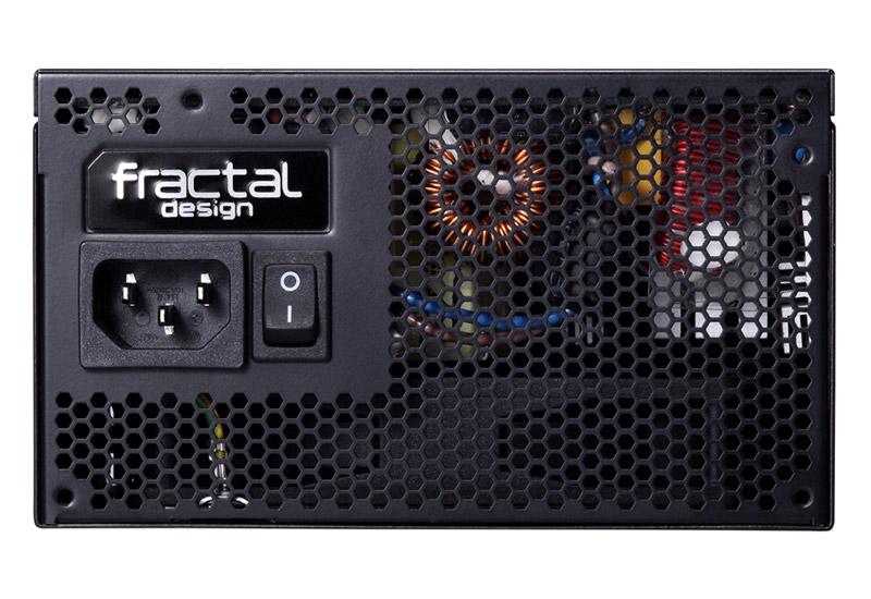 Fractal Design Edison M 750W セミモジュラータイプ電源ユニット(FD-PSU-ED1B-750W)