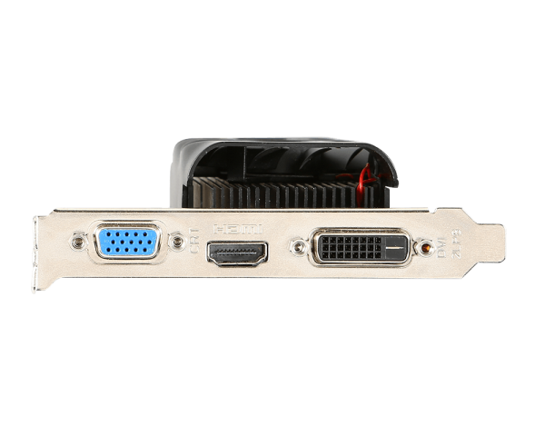 MSI Lowprofileに対応したGTX 750Ti搭載ビデオカード N750Ti-2GD5TLP (N750TI-2GD5TLP)