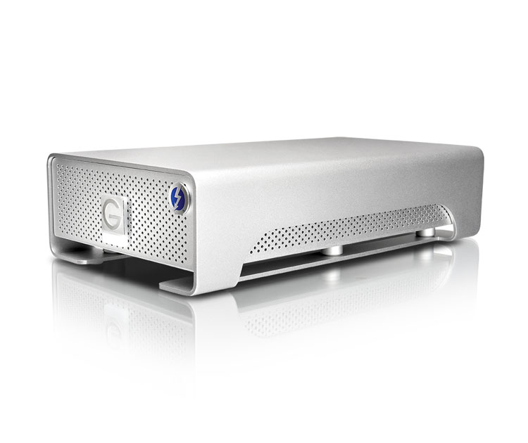 G-Technology G-DRIVE PRO Thunderbolt 4TB 外付けHDD (0G02834)