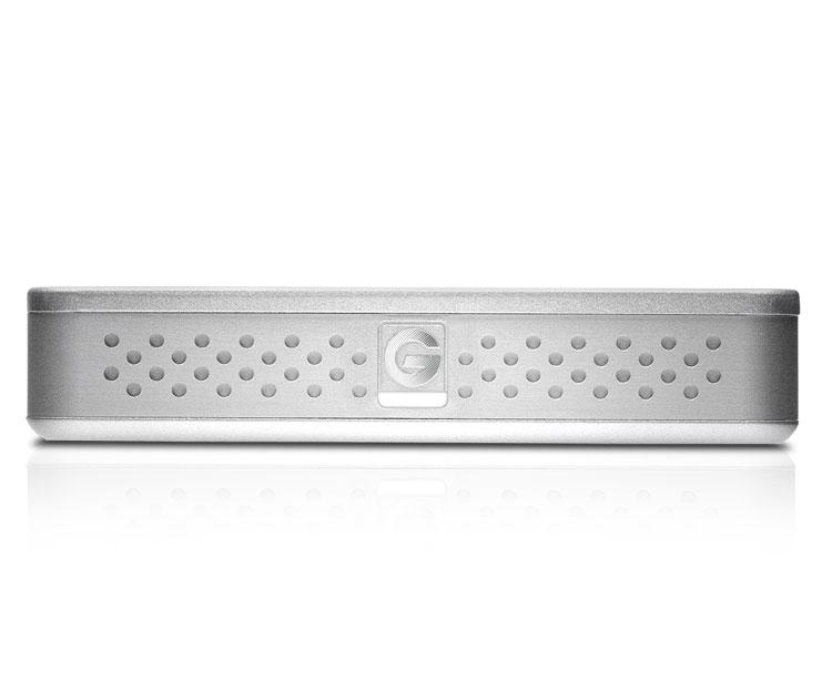 G-Technology G-DRIVE ev SSD 512GB ポータブル外付けSSD (0G03102)