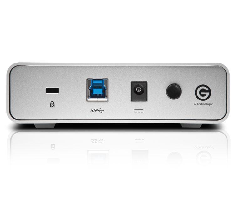 G-Technology G-DRIVE USB G1 3TB USB3.0外付けHDD (0G03593)