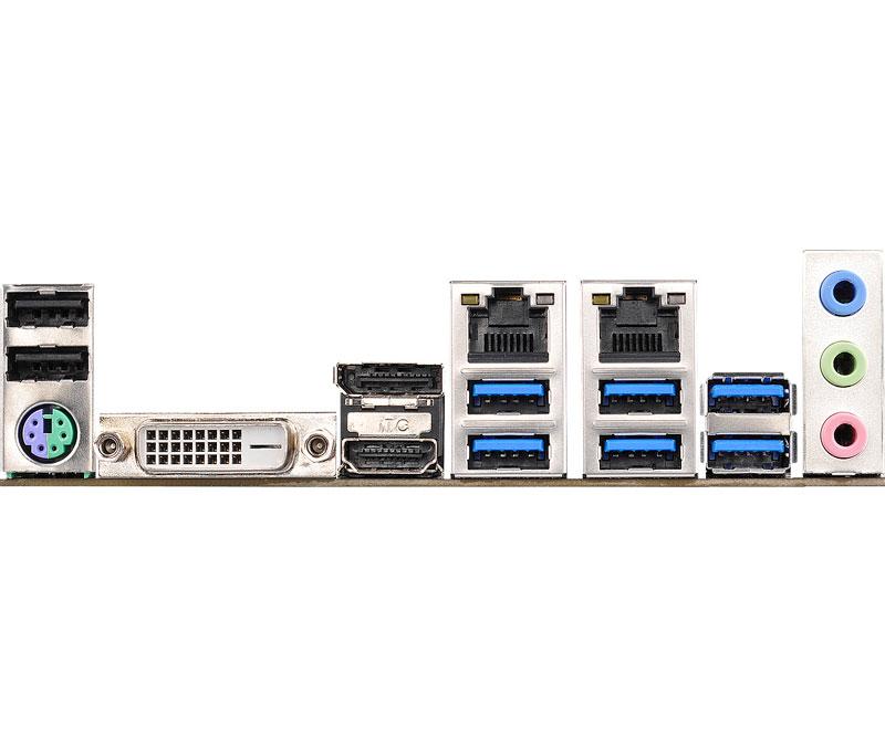 ASRock Z170M-ITX/ac インテルZ170チップセット搭載Mini-ITXマザーボード (Z170M-ITX/ac)