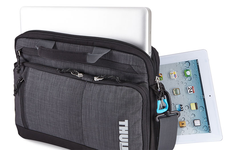 Thule Stravan 13インチMacBook Deluxe ショルダーバッグ (TSDA-113)