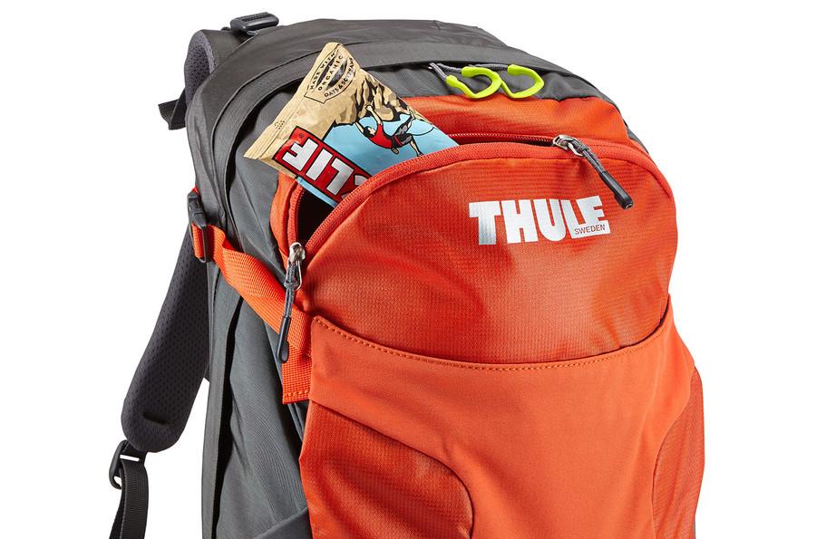 Thule Capstone 22リットル M/L 男性用ハイキングパック リュックサック - ダークシャドウ/オレンジ (207304)