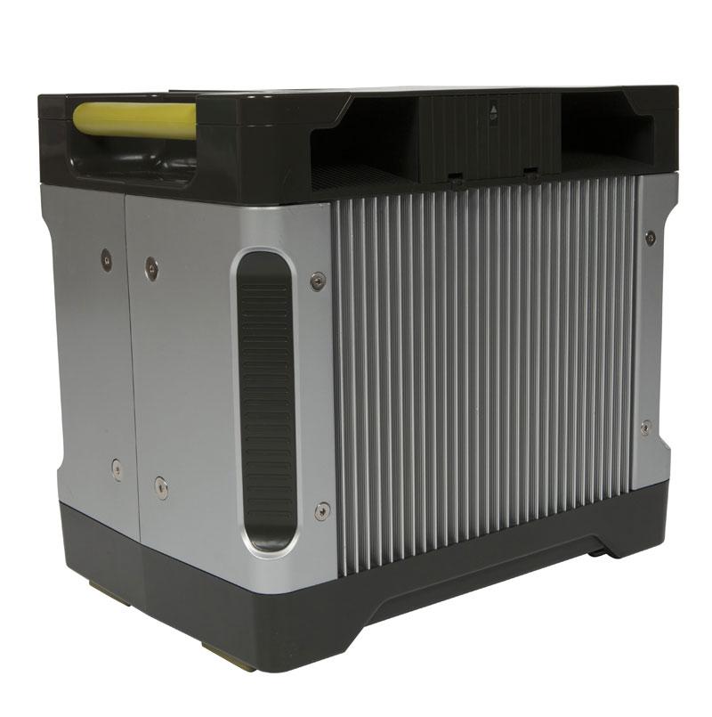 Goal Zero 防災対策やアウトドアにポータブル電源 Yeti 1250 Solar Generator 1250Wh (63205)