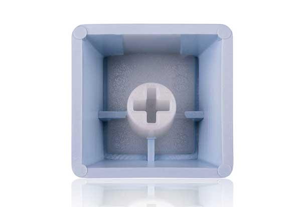 Thermaltake Tt eSPORTS 38キー(英語キーボード対応) 印字が摩耗しないCherry MXキースイッチ対応キーキャップセット|EA-DBC-PBTBLU-01