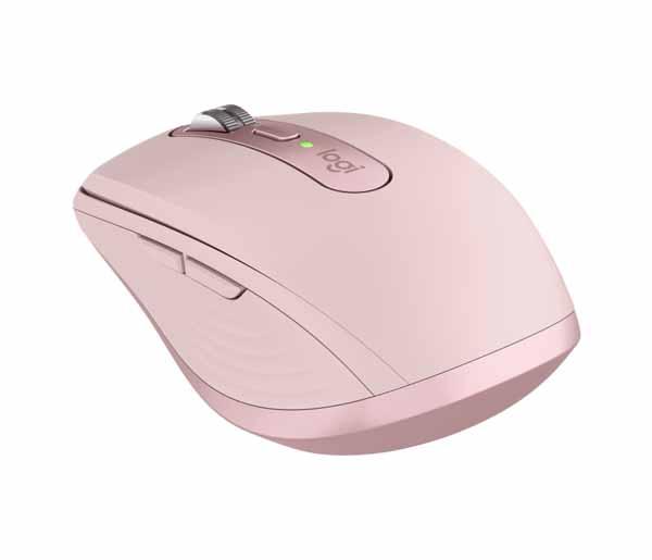 ロジクール MX1700RO MX Anywhere 3 コンパクト パフォーマンスマウス ローズピンク MX1700RO