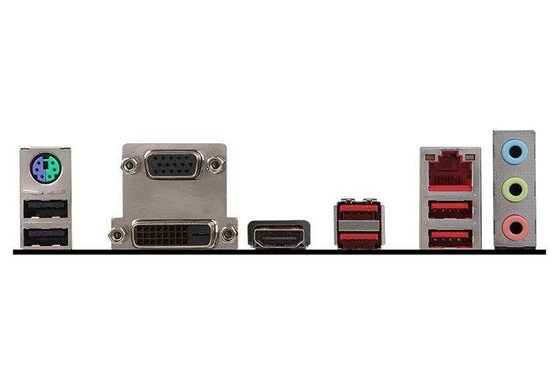 MSI A320M GAMING PRO ゲーミング向けmicroATXマザーボード