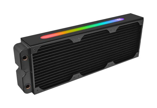Thermaltake Pacific CL360 Plus RGB DIY LCS Radiator Copper 銅製ラジエーター|CL-W231-CU00SW-A
