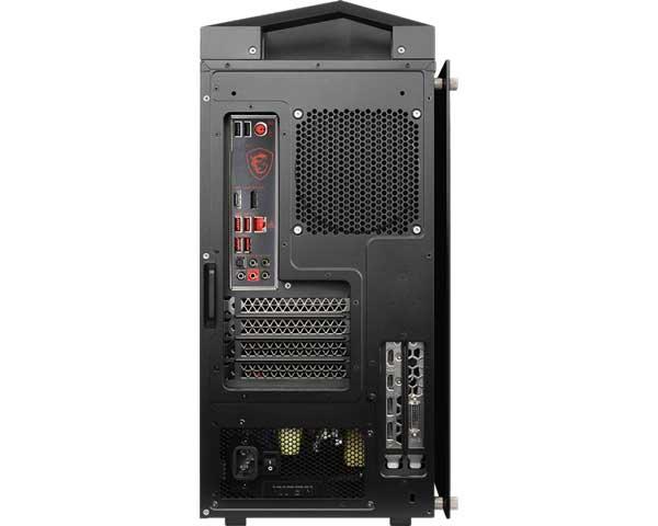 MSI Infinite X(グラフィックカード非搭載) ゲーミングデスクトップパソコン|8RF-073JP