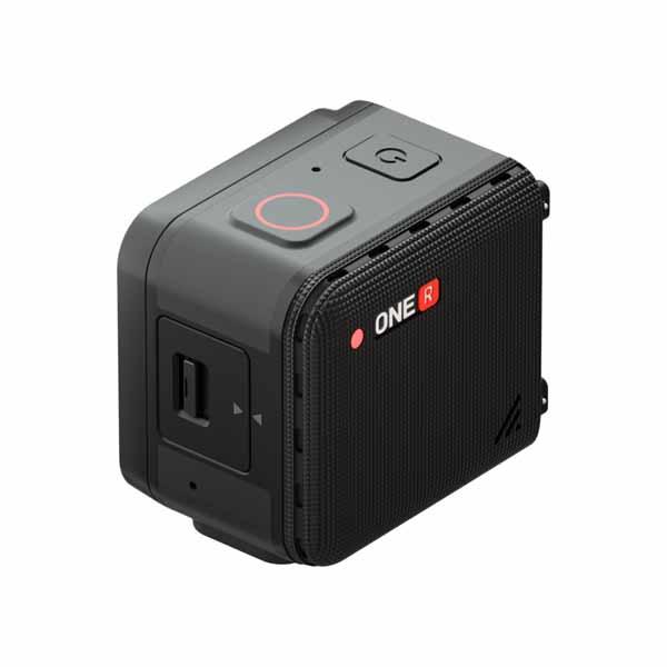 Arashi Vision Insta360 ONE R ツイン版(360度モジュール + 4K広角モジュール)アクションカメラ|CINAKGP/A