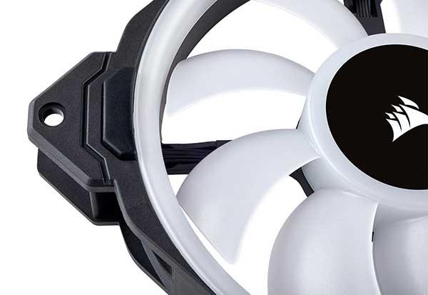 Corsair LL140 RGB Single Pack 140mm径ファン LL140 RGBシリーズ増設用|CO-9050073-WW