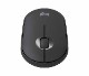 ロジクール Pebble M350 ワイヤレスマウス グラファイト(ブラック)|M350GR